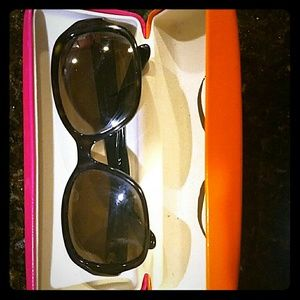 Kate Spade brown sunglasses